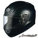 OGK Aeroblade-3 (エアロブレード3) フルフェイスヘルメット 【フラットブラック Mサイズ】