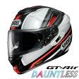 ショウエイ GT-Air DAUNTLESS ( ジーティー エアー ドーントレス) フルフェイスヘルメット 【TC-1(RED/WHITE) XLサイズ】