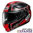 ショウエイ GT-Air EXPANSE 【TC-1(RED/BLACK) Lサイズ】 エクスパンス フルフェイスヘルメット