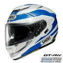 ショウエイ GT-Air SWAYER 【TC-2(BLUE/WHITE) Mサイズ】 スウェイヤー フルフェイスヘルメット