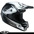 HJC CL-MX ZEALOT ゼロット オフロードヘルメット 【ホワイト M(57-58cm) : HJH089】