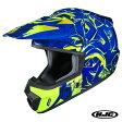 HJC CS-MX2 グラフド オフロードヘルメット 【ブルー S(55-56cm):HJH097】