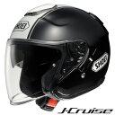 ショウエイ J-CRUISE CORSO (Jクルーズ コルソ) ジェットヘルメット 【TC-5(BLACK/WHITE) XXLサイズ】