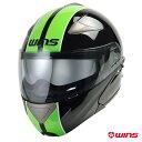 WINS MODIFY GT STRIPE システムヘルメット