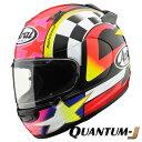 アライ×東単 QUANTUM-J Schwantz 95 (クアンタムJ シュワンツ95) フルフェイスヘルメット 【M(57-58cm)サイズ】
