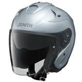 ヤマハ YJ-17 ZENITH-P 【クリスタルシルバー XXLサイズ】 YJ17 ゼニス ピンロック ジェットヘルメット