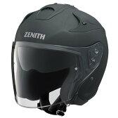 ヤマハ YJ-17 ZENITH-P 【ラバートーンブラック Mサイズ】 YJ17 ゼニス ピンロック ジェットヘルメット