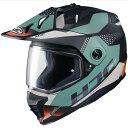 HJH197 DS-X1 タクティック  TACTIC オフロードヘルメット MC47SF