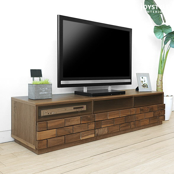 Joystyle interior rakuten global market tv board block for Block tv stand