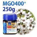 マヌカハニー MGO400+ 250g