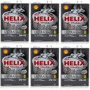 Shell HELIX Ultra ヒリックス ウルトラ エンジンオイル 5W40 (4L×6缶セット) 100%化学合成油 (国内正規品)【RCP】