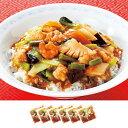 李さん特製中華丼の具(醤油味)6袋 送料込