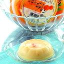 熊本の果物をつかったスイーツ熊本菓房 デコポンプリン(6個入)