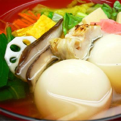 雑煮のせき亭 しまばら具雑煮(3個入)【長崎島原名物】I23Z00