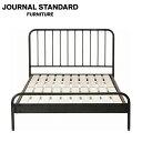journal standard Furniture ジャーナルスタンダードファニチャー SENS BED SINGLE サンク ベッドフレーム シングルサイズ 107×200cm 家具 【送料無料】【ポイント10倍】