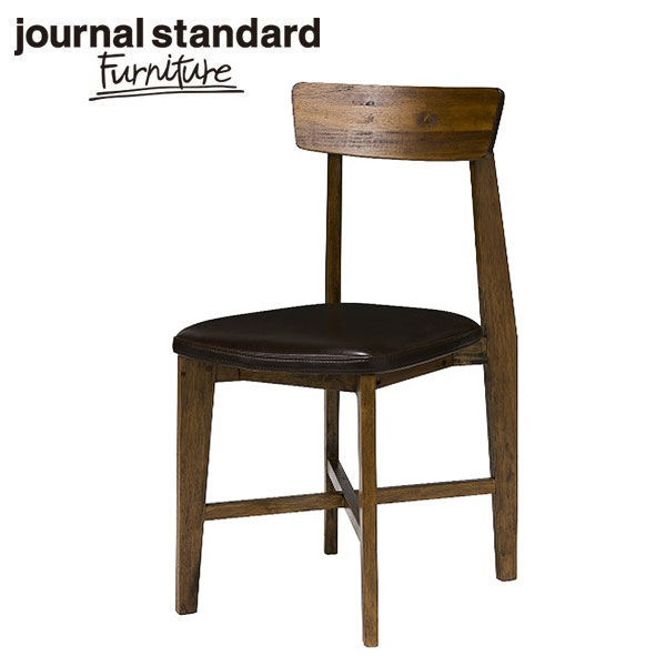 journal standard Furniture ジャーナルスタンダードファニチャー CHINON CHAIR LEATHER シノン レザーシート チェア B008RE50CO
