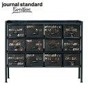 journal standard Furniture ジャーナルスタンダードファニチャー GUIDEL 12DRAWER CHEST WIDE ギデル 12ドロ...