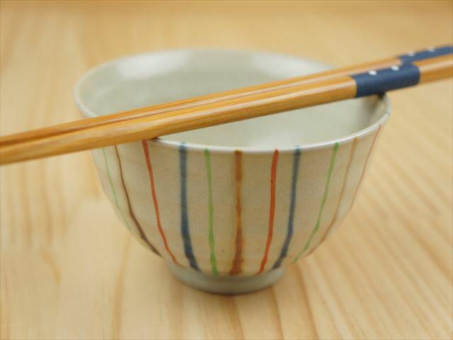 【在庫限り】赤絵手描き飯碗 十草/美濃焼【美濃焼/和食器/日本製/陶器/飯碗/ラッピング不可】