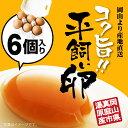 コク旨濃厚 平飼い卵6個入 同梱おすすめ たまご 玉子 卵 ...
