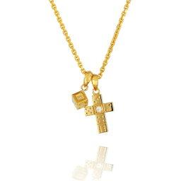 【DUB collection ダブコレクション】Da-iCE 大野雄大model Cross Necklace クロスネックレス DUB-C029-1 030-1【Da-iCEコラボ】 【送料無料】【楽ギフ_包装選択】