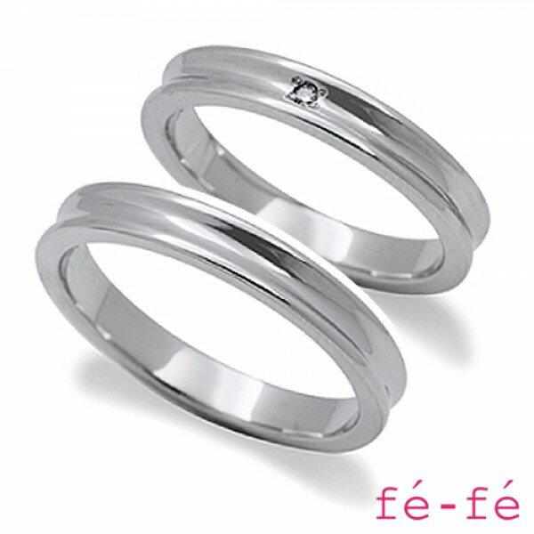 【fe-fe フェフェ】ステンレス ペアリング ...の商品画像