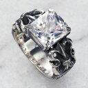 ��Luxury DUB �饰���奢����֡�Fleur stone ring �ۥ磻�ȥ��塼�ӥå� SV �������̵���ۡ���������̵���ۡڳڥ���_���������