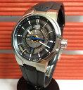 新品 ORIS オリス 腕時計 メンズ ウォッチ オリスウイリアムスF1スケルトンエンジン  41ミリ径 733.7740.4154R ラバ-ベルト ギフト 人..