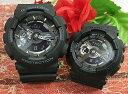 恋人達のGショック ペアウォッチgショック G-SHOCK BABY-G ペア腕時計 カシオ 2本セット ベビーg アナデジ GA-110-1BJF BA-110BC-1AJF お揃い ギフト 人気 ラッピング無料 クリスマスプレゼント