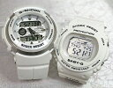 恋人たちのGショック ペアウオッチ G-SHOCK BABY-G ア腕時計 カシオ 2本セット gショック ベビーg アナデジ G-300LV-7AJF BLX-570-7JF 人気 ラッピング無料g-shock クリスマスプレゼント