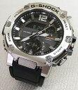カシオ腕時計 ジーショック G-STEEL Bluetooth 搭載 ソーラー カーボンコアガード構