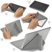 iPadmini用カバー&キーボードBookeysmartブラック