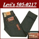 [all 8 size] 505 ae04 new article Levis Levis raw denim jeans US line jeans blue men denim jeans non wash Levi's [smtb-kd]