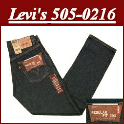 ae05 brand new Levis Levis denim 505 jeans US line jeans blue denim men's jeans Levi's