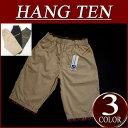 【3色3サイズ】 it811 新品 HANG TEN ネイティブ柄 切替 ショートパンツ ハンテン サーフ メンズ ハーフパンツ ショーツ アメカジ HangTen