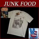 【4サイズ】 aw011 新品 JUNK FOOD ダースベイダー DEATH STAR SKATE PARK '87 DARTH VADER 半袖 Tシャツ メンズ ジャンクフード スターウォーズ STARWARS JunkFood MADE IN USA
