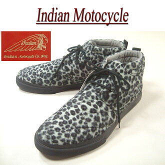 fw202 brand new Indian Motocycle FLAG フラッグソール Leopard pattern fur chukka boots ID-639 mens & Womens インディアンモト cycle Leopard shoes mid cut sneakers chukka boots IndianMotocycle