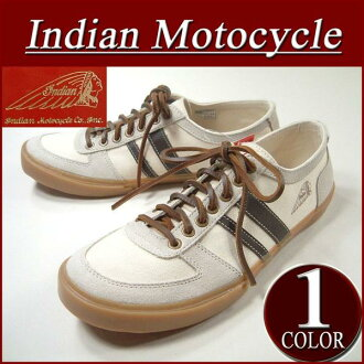 fw231 brand new Indian Motocycle NEW STANDARD standard model canvas / leather low cut sneaker ID-231C mens & Womens インディアンモト cycle shoes IndianMotocycle Indians