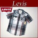 【4サイズ】 aa521 新品 Levi's USライン 半袖 チェック ウエスタンシャツ メンズ リーバイス VOCKE FLOWER PRINT S/S W...