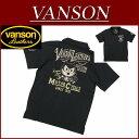 【5サイズ】 nz211 新品 VANSON × FELIX THE CAT コラボ 刺繍 半袖 天竺 ポロシャツ FXV-617 メンズ バンソン フィリック...