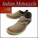 【2017春夏モデル! 9サイズ】 fw791 新品 Indian Motocycle GEARY II ファブリック×レザー ローカット モカシン スニーカー IND-11304 IND-12304 メンズ & レディース ギアリー2 サンダル インディアンモトサイクル シューズ IndianMotocycle 【smtb-kd】