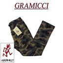 【4サイズ】 gm391 新品 GRAMICCI CAMO NN-PANTS グラ