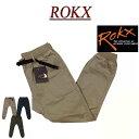 【3色4サイズ】 ry281 新品 ROKX ロックス COTTONWOOD NARROW PANT ストレッチ コットンウッド ナローパンツ RXMF7213 メンズ アスレチ..