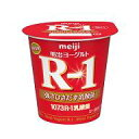 明治R-1ヨーグルト★食べるタイプ (112g ×