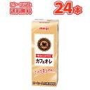 明治COFFEE カフェ・オ・レ 【250ml】×24本 紙パック 2ケース以上送料無料