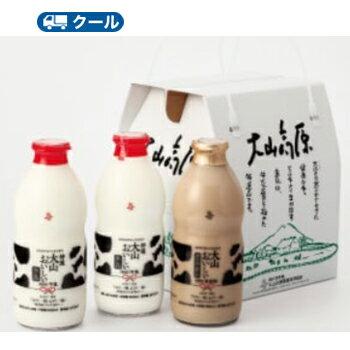 白バラ大山高原ギフト ミルクAセットクール便 送...の商品画像