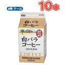 白バラコ—ヒー【500ml×10本】 クール便/