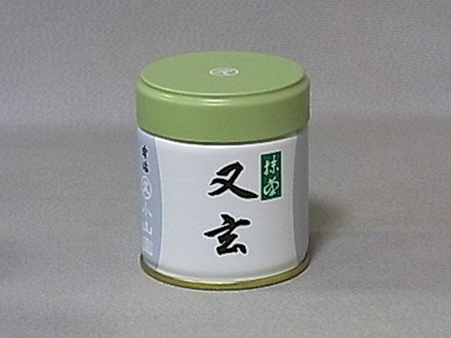 抹茶 又玄 40g缶
