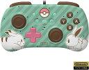 【任天堂ライセンス商品】ホリパッドミニ for Nintendo Switch ピカチュウ イーブイ【Nintendo Switch対応】