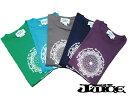 """JUICE(ジュース) Tシャツ """"Draw the Yen """" (メンズ(mens)・レディース(ladys)・SUMMER(サマー・夏)・Tシャツ(T-shirt)・ネイティブ柄.."""