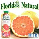 フロリダスナチュラル ルビーレッドグレープフルーツジュース 1000ml×4本 (フロリダ産ストレート100%グレープフルーツジュース)【RCP】【05P03Dec16】